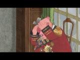 Шерлок Холмс и черные человечки / Серия 3 из 6 [2012, Мультфильм, Комедия, Детектив, WEB-DLRip].